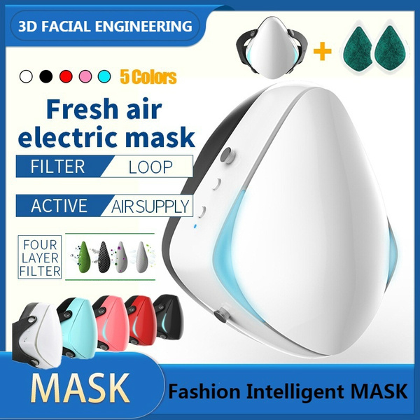 protect, Rechargeable, freshairpurifier, antifog