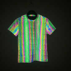Summer, Tees & T-Shirts, ridingtop, Elastic