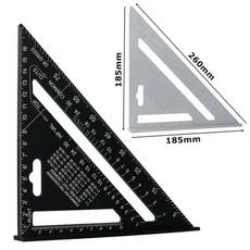 aluminium, Square, Triangles, show