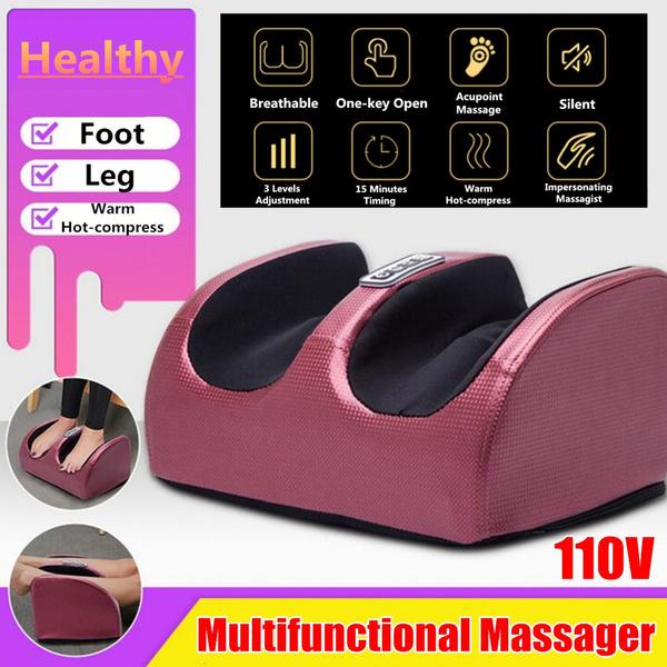 footmassager, kneadingmassager, Electric, footmassagemachine