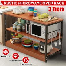 Steel, kitchenstoragerack, Kitchen & Dining, meublederangement