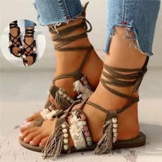 bandageshoe, beach shoes, Fashion, bohemianshoe