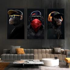 Headset, art, Домашній декор, canvaspainting