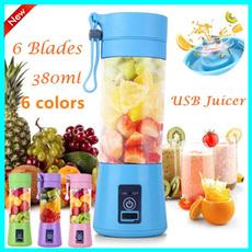 minifruitjuicer, juicerbottle, Rechargeable, Electric