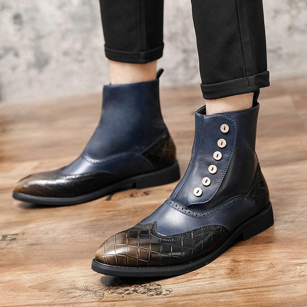 Plus Size, leather shoes, menleathershoe, menbootsleather