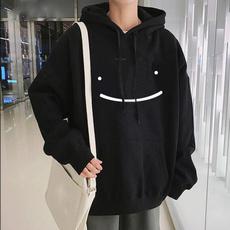 Korea fashion, hooded, Winter, Korea Style