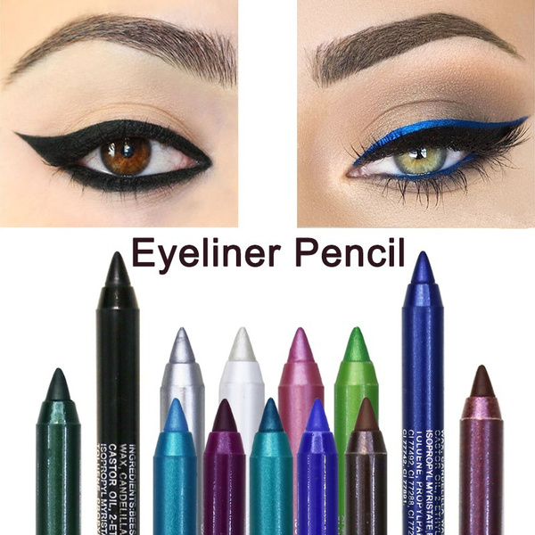coloredeyelinerpencil, Fashion, eye, Beauty