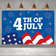 4thofjuly, Decor, americanindependenceday, Banner