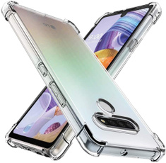case, Screen Protectors, casecoverforlgstylo6, Lg