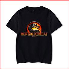 mortalkombattshirt, mortalkombat, roundnecktshirt, Shirt