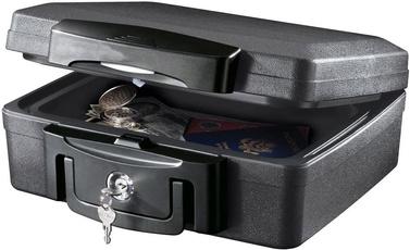Box, firebox, black, waterproofbox