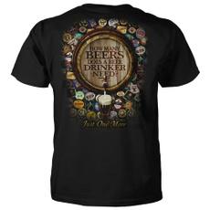 Funny T Shirt, Alcohol, summerfashiontshirt, Slim Fit