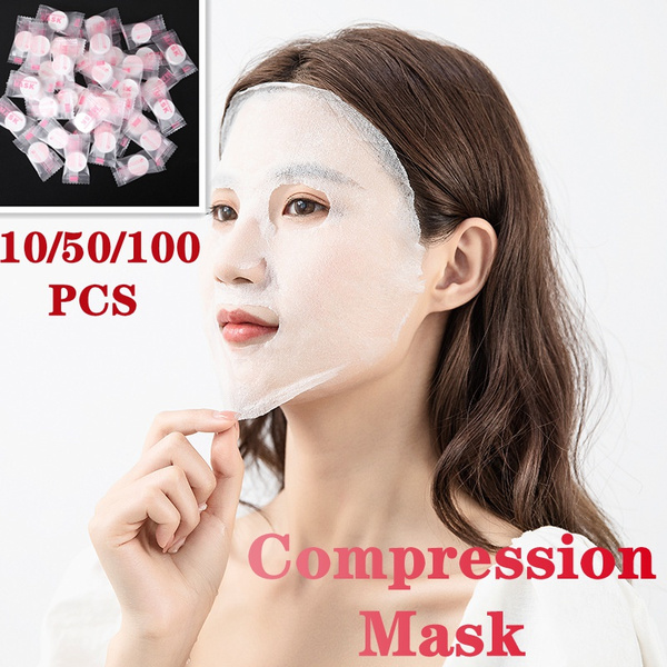 Beauty tools, compressedmask, Beauty, papermask