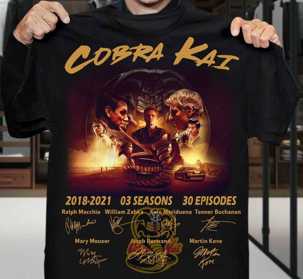 cobrakai, cobrakaitshirt, Fashion, Cotton Shirt