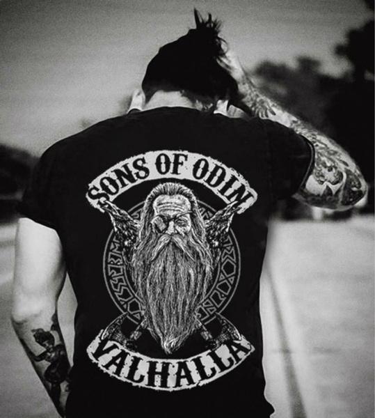 viking, , Fashion, Shirt