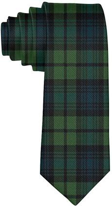 personalizedsuitnecktie, Scottish, Polyester, Elegant