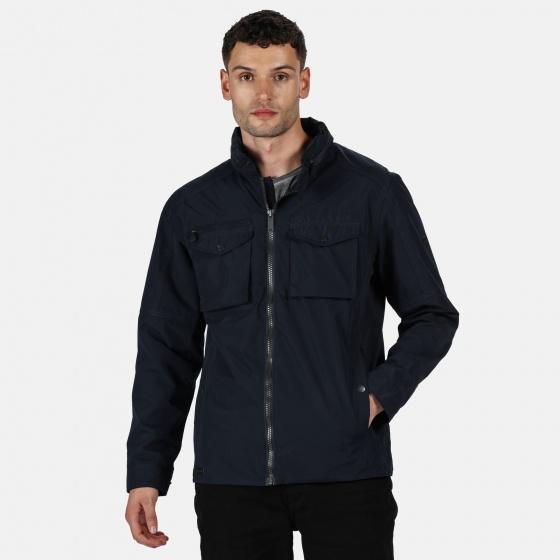 Outdoor, Jacket, Men's Fashion, outdoorjackethaldormennavysizexl