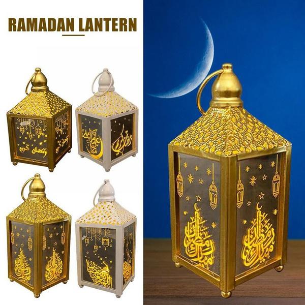 Iron, lights, Interior Design, ramadan