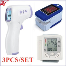 bloodoxygenmonitor, thermometergun, Monitors, bloodoximeter