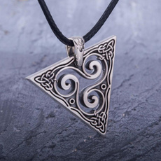 Steel, Handmade, Stainless Steel, punk necklace