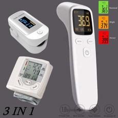 Heart, temperaturemetertool, Monitors, sphygmometer
