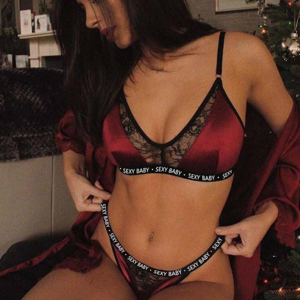 sexy bra, Underwear, Fashion, sexylingerieset