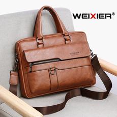 Shoulder Bags, Totes, business bag, leather