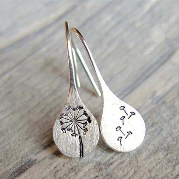 Sterling, 925 sterling silver, Sterling Silver Earrings, vintage earrings