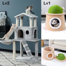 cathouse, catcondo, catplayhouse, catfurniture