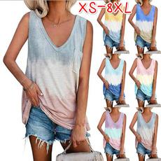 Clothes, Summer, Plus Size, blouse