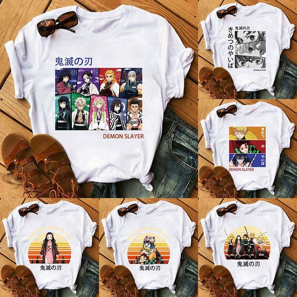 Summer, Fashion, Graphic T-Shirt, Demon