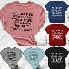 Fashion, jesusshirt, Graphic T-Shirt, graphic tee