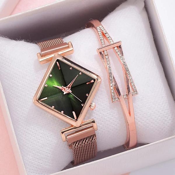 quartz, Gifts, Clock, Bracelet Watch