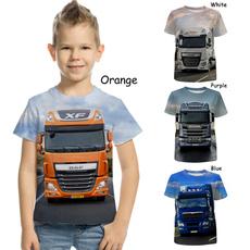 truckdriver, Fashion, tractortshirt, Tops
