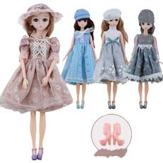 Blues, Fashion, clothesforbarbiedoll, Dress