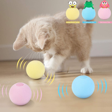toyball, cattoy, petinteraction, gravityiscalledtheball