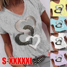 Summer, Fashion, Cotton T Shirt, summer t-shirts