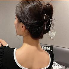 ladieshairpin, butterfly, metalhairpin, Fashion