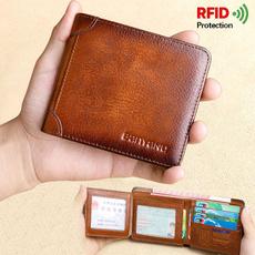 leather wallet, shortwallet, Shorts, Capacity