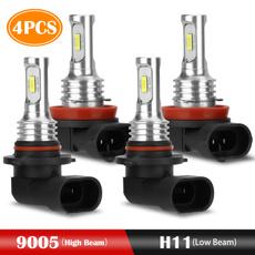 led, Waterproof, Carros, Head Light