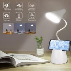 led, usb, lights, Desk
