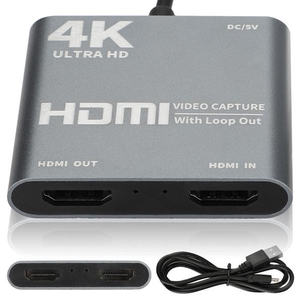 Video Games, Hdmi, Xbox 360, Recorder