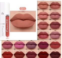 Beauty Makeup, liquidlipstick, Lipstick, Waterproof