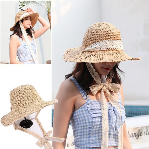bohemia, Summer, Fashion, Beach hat