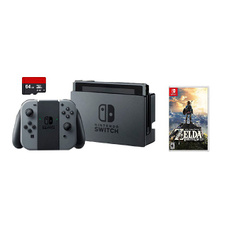 Gray, Video Games, Console, Nintendo