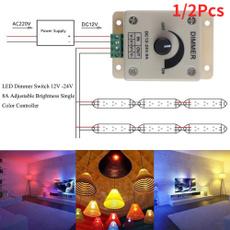 led, brightnesscontroller12v, ledstripcontrolle, Home & Living