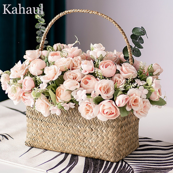 Home & Kitchen, Decor, Flowers, for