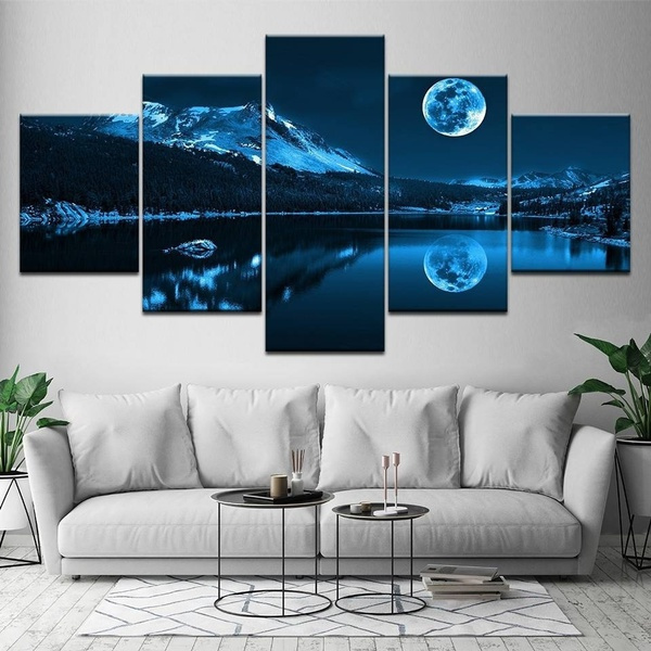 Blues, decoration, Decor, Wall Art