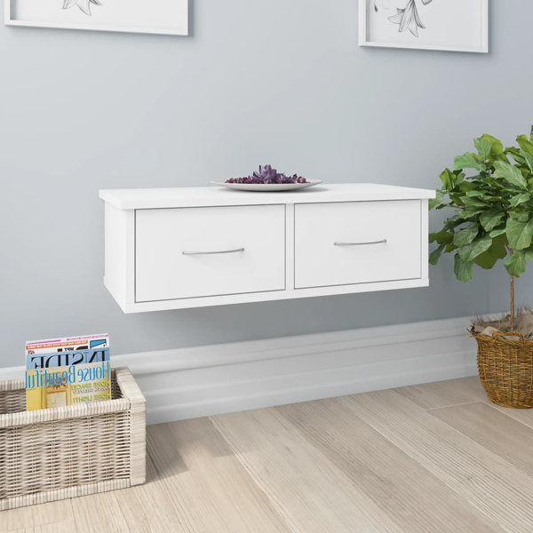 drawer, chipboard, Shelf, white