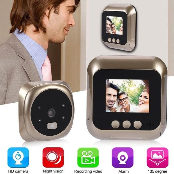 doorbell, Home & Living, phonedoorbell, doorbellwirele